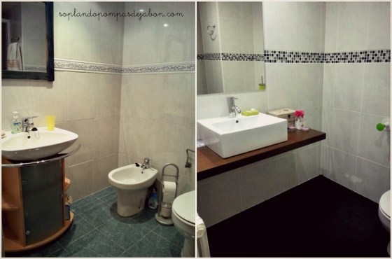 reforma low cost cuarto de baño